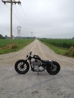 Sportster | Bobber Inspiration - Bobbers and Custom Motorcycles | bikesandtattoos October 2014