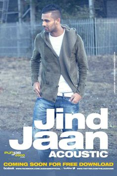 THIS VALENTINES JAZ DHAMI PRESENTS JIND JAAN ACOUSTIC A FREE DOWNLOAD FOR ALL HIS FANS