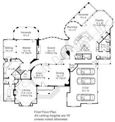 Image Result For House Plans With Juliet Balcony