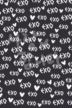 ผลการค้นหารูปภาพสำหรับ EXO JERSEY NUMBERS wallpaper iphone