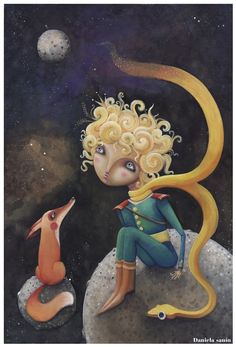 The Little Prince Fan Art #2