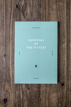 Survival of the fittest | design by Franziska Cieslar.