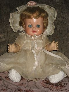 Kathy Cry Dolly 14-inch by lmldolz, via Flickr