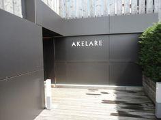 Akelare, 20 minutes outside San Sebastian Pedro Subijana (like Juan Mari Arzak) founding father of new Basque cuisine.  Simple, Elegant, views