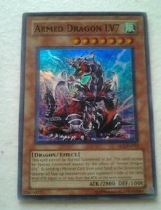 Armed Dragon LV7 - DP2-EN012