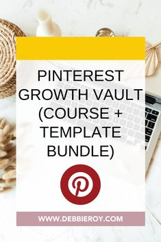 Pinterest Growth Vault (course + template bundle)It's time to ask yourself.....What if you could DRIVE the website traffic you've always DREAMED of! Grow your email list on AUTOPILOT....Take your business to the NEXT LEVEL and stand out from the COMPETITION!    .....all with the use of Pinterest!   What would this mean for you or your clients?    #pinterest #socialmedia #pinteresttips Customer Service Strategy, Welcome To The Group, Help Me Grow, Feeling Stuck, Pinterest For Business, Visit Website, Email List, Vaulting, Growing Your Business