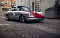 Magnus Walker Porsche 67S 911S