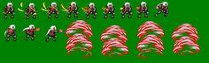 Jiraiya's Great Flame Rasengan Sprite Sheet by DanteWreckmen-999