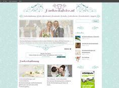 Wedding Website/Magazine based on Wordpress.