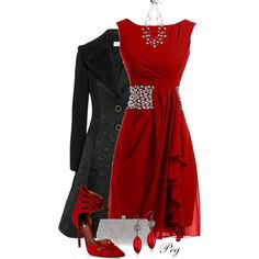 """""""Night of Elegance"""" by derniers on Polyvore"""