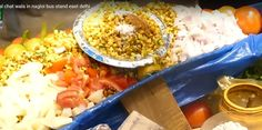 Sprouted Green Chat  |  Moong Chat | HEALTHY STREET FOODS | MOONG DAL CHAAT