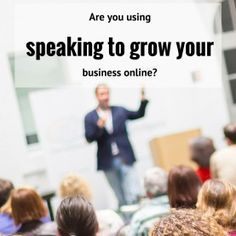 Find More Speaking Gigs Online
