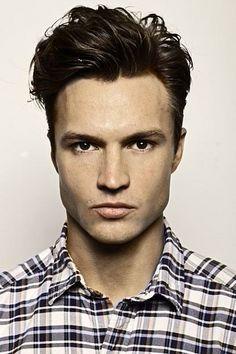 Men's Medium Hairstyles - 47