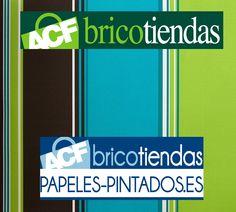 En Bricotiendas, te presentamos la nueva colección de papel pintado con distintas combinaciones formadas con un largo surtido de colores. Visita nuestra tienda online: http://www.bricotiendas.com/