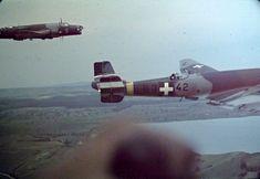 Hungarian bombers Junkers in flight New Aircraft, Aircraft Photos, Military Aircraft, Luftwaffe, Ww2 Planes, Nose Art, War Machine, World War Two, Wwii