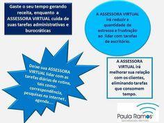 Precisa de uma Secretária Executiva? Sem dinheiro para pagar as despesas, ACESSE O SITE http://www.paulasecretariadoremoto.com/