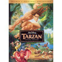 Tarzan [Special Edition] [DVD]need