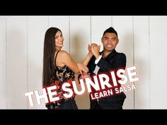 The Sunrise salsa move adds sexy hand and arm styling to this intermediate dance pattern. Practice the right turn and inside roll before learning this sequen. Salsa Moves, Learn Salsa, Social Dance, Salsa Dancing, Learn To Dance, Dance Choreography, Keep Fit, Burn Calories, Sunrise