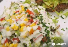 Paleo, Cobb Salad, Potato Salad, Salads, Food And Drink, Potatoes, Ethnic Recipes, Fitness, Diet