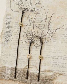 """7 """"Novel"""" Ways to Use Old Books in Your Artwork Altered Books, Altered Art, Textiles, Encaustic Art, Old Books, Old Book Art, Handmade Books, Handmade Journals, Mixed Media Collage"""
