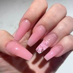 Acrylic Nail Designs Coffin, Acrylic Nails Coffin Pink, Square Acrylic Nails, Summer Acrylic Nails, Pink Summer Nails, Pink Acrylics, Colored Acrylic Nails, Coffin Acrylics, Purple Nails