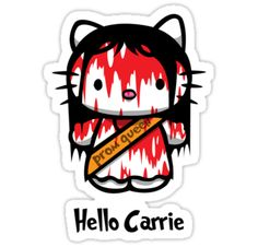Carrie Hello Kitty