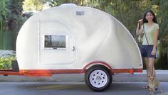 Build this trailer at home! We show you how!