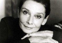 Always Audrey.