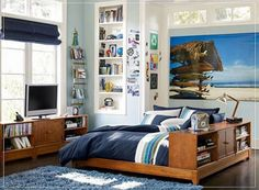 teen boy bedroom furniture - interior bedroom paint ideas Check more at http://thaddaeustimothy.com/teen-boy-bedroom-furniture-interior-bedroom-paint-ideas/