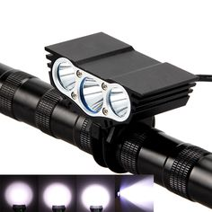 Promotions !3x XML T6 LED Bike Light Bicycle Headlight Bicycle Accessories 18650 Battery Charger led bicicleta