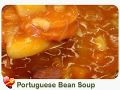Portuguese Bean Soup - ILoveHawaiianFoodRecipes