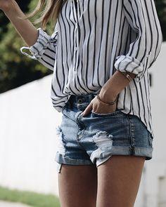Weekend Stripes.
