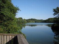 Radnor Lake in Nashville.  Beautiful!!!