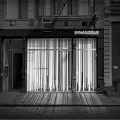 Studio Dror's Nightclubby Soho Synagogue Aims To Draw Young Worshippers Religious Architecture, Architecture Details, Interior Architecture, Interior Design, Retail Facade, Shop Facade, Hipster Shop, Place Of Worship, Commercial Interiors