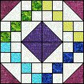 Jewel Box Quilt Block
