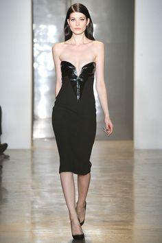 Cushnie et Ochs | Fall/Winter 2014 Ready-to-Wear Collection via Carly Cushnie & Michelle Ochs | Modeled by Larissa Hofmann | February 7, 2014, New York | Style.com