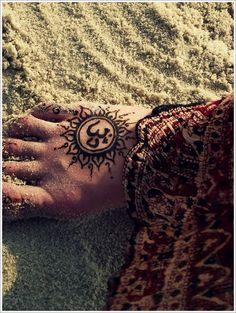 Sun Tattoo Designs: The Traditional Sun Tattoo Designs And Meaning For Girl On Foot ~ tattooeve.com Tattoo Design Inspiration