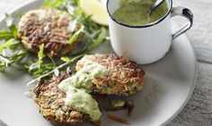 Clean & Quick Dinner: Zucchini + Fennel Fritters