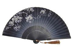 DawningView Japanese Folding Fan, with East Asian Ink Paintings/Suibokuga/Sumi-e (Sakura) DawningView http://www.amazon.com/dp/B00MBR69IW/ref=cm_sw_r_pi_dp_OO4gub14AA7HX
