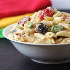 Pasta Salad by dbcurrie