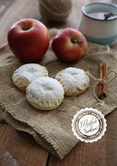Elmalı Puf Kurabiye - Tarifin püf noktaları, binlerce yemek tarifi ve daha fazlası...