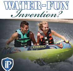 Water-Fun Invention? We all love summer fun... what ideas did you have? #water #swimming #boating #familyfun #family #memories #summer #sunnydays #makeitcount #inventorprocess Inventors, Family Memories, Boating, Sunny Days, Summer Fun, Swimming, Marketing, Motivation, Water