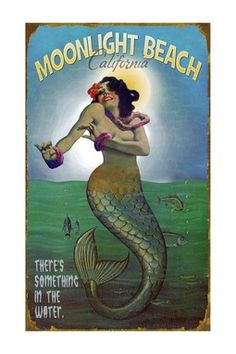 G-Rated Mermaid Sign