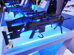 FN SCAR-H Tactical Precision Rifle