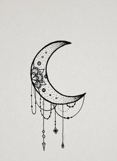 Sharpie Tattoos, Face Tattoos, Star Tattoos, Mini Tattoos, Boho Tattoos, Dream Tattoos, Moon Mandala, Mandala Tattoo, Elegant Tattoos