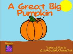A little Video about the Pumpkin Life Cycle