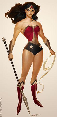 Greek Heroine by Gorrem on DeviantArt