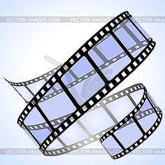 film strip 4 roll set vector eps file vector eps free download graduation pinterest. Black Bedroom Furniture Sets. Home Design Ideas