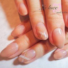 applying nail tips Style Bridal Nails, Wedding Nails, Nail Atelier, Asian Nails, Japanese Nail Art, Gradient Nails, Beautiful Nail Designs, French Nails, Nail Manicure