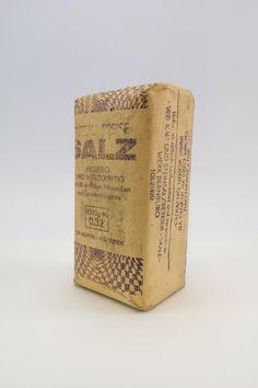 """DDR Museum - Museum: Objektdatenbank - """"Salz"""" Copyright: DDR Museum, Berlin. Eine kommerzielle Nutzung des Bildes ist nicht erlaubt, but feel free to repin it!"""